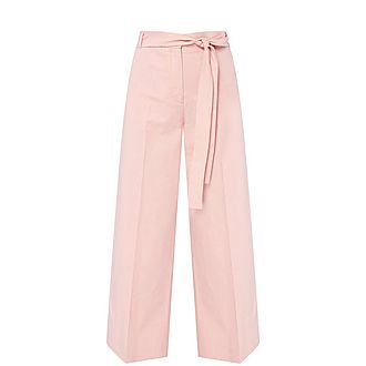Curve Palazzo Trousers