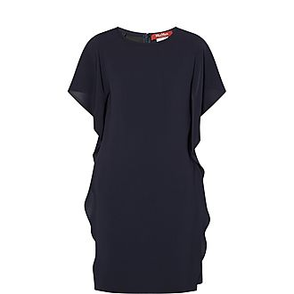 Dalida Batwing Dress