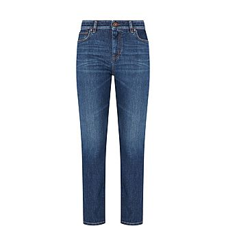 Ebridi Slim Fit Jeans