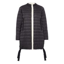 Fulvia Reverse Quilt Coat