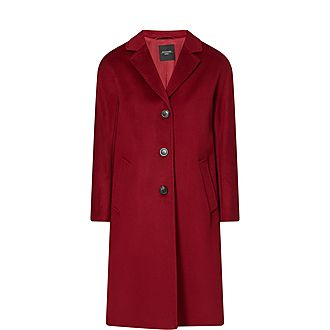 Funale Virgin Wool Coat
