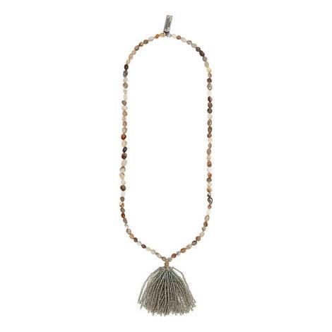 Gimmy Long Necklace, ${color}