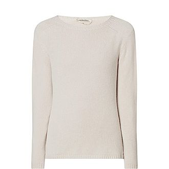 Giorgio Cashmere Knit Sweater