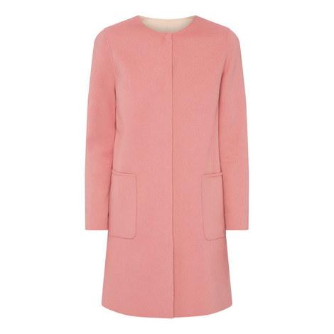 Giuria Reversible Wool Coat, ${color}