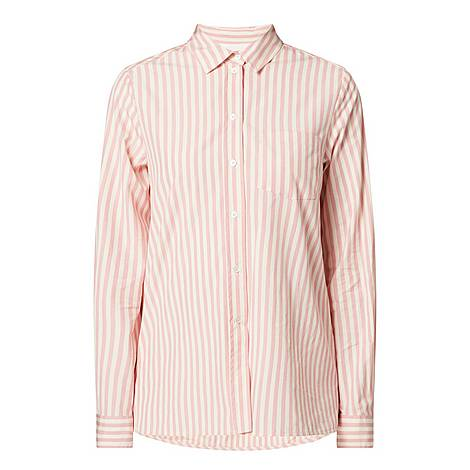 Gong Stripe Shirt, ${color}