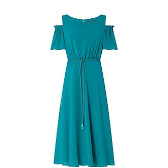 Kapok Cold Shoulder Dress