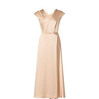 Kurt Satin Dress