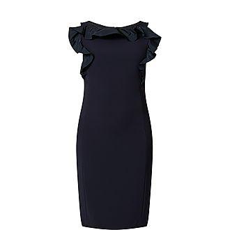 Lastra Taffeta Dress