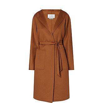 Lilia Wrap Coat