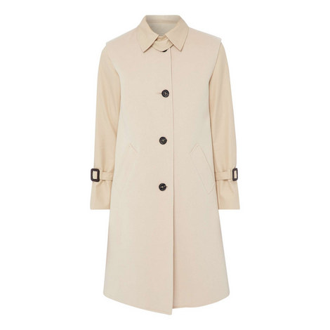 Lux Doppio Trench Coat, ${color}