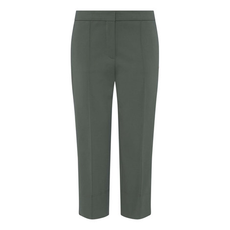 Manuele Cropped Trousers, ${color}