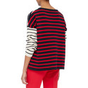 Mario Contrast Stripe Sweater, ${color}