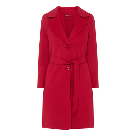 Master Double-Faced Wool Coat, ${color}