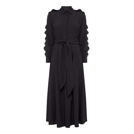 Nervo Maxi Shirt Dress, ${color}