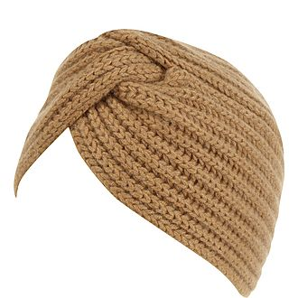 Cashmere Twist Hat