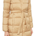 Nylon Canvas Down Coat, ${color}