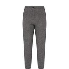 Formal Slim Jersey Trousers