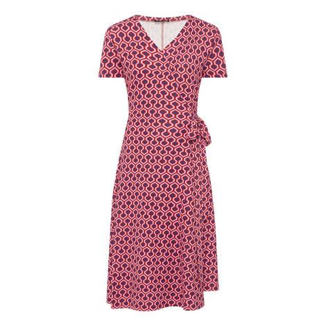 Periak Wrap Dress, ${color}