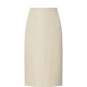 Pepaia Sparkle Pencil Skirt