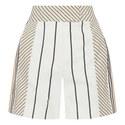 Pirano Stripe Shorts, ${color}