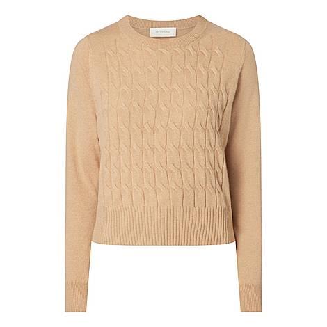 Rana Cashmere Sweater, ${color}