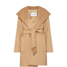 Rialto Short Wrap Coat