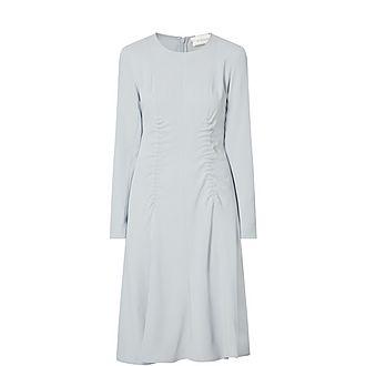 Rosalia Ruched Dress