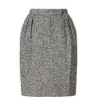 Rosita Tweed Skirt