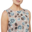 Rugiada Poppy Print Dress, ${color}
