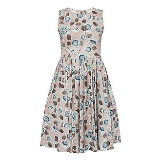 Rugiada Poppy Print Dress