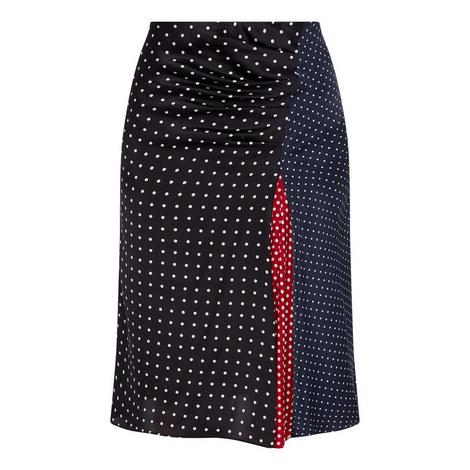 Sabrina Polka Dot Skirt, ${color}