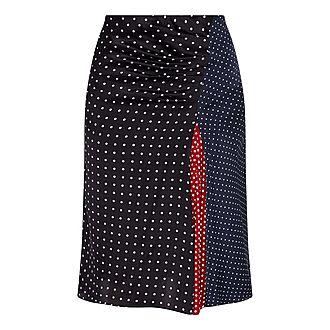 Sabrina Polka Dot Skirt