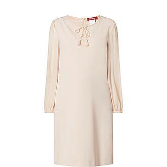 Sicilia Long Sleeve Dress
