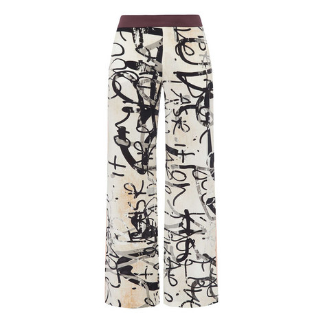 Starlet Silk Trousers, ${color}