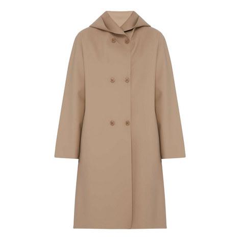 Stilla Compact Jersey Raincoat, ${color}