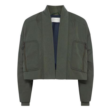 Cropped Jacket, ${color}