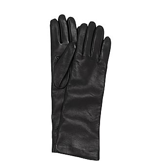 Tennis Leather Gloves