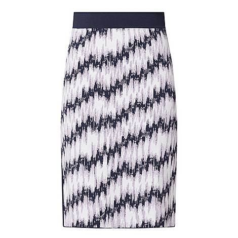 Trau Patterned Skirt, ${color}