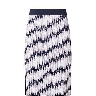 Trau Patterned Skirt