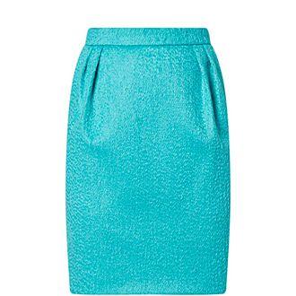 Turchia Mohair Boucle Skirt