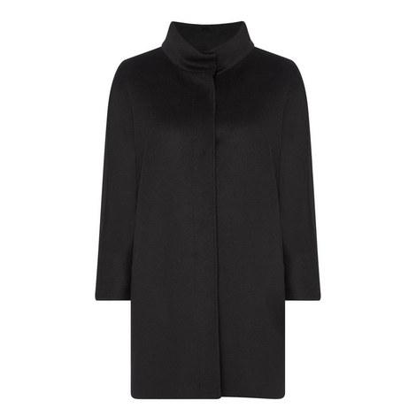 High Neck Coat, ${color}