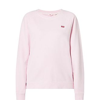 Graphic Relaxed Fit Sweatshirt