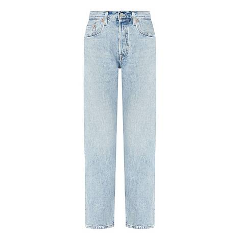 501 Cropped Jeans, ${color}