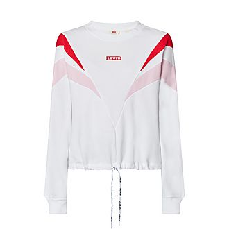 Florence Crew Neck Sweatshirt