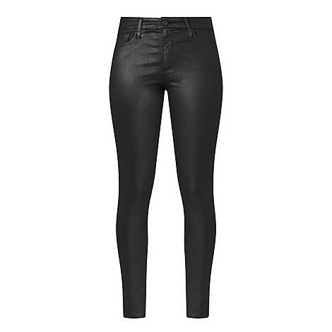 Farrah Coated Jeans, ${color}