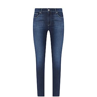 Hoxton Raw Ankle Jeans