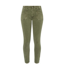 Hoxton Utility Slim Fit Jeans