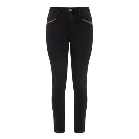 Roxxi Cropped Jeans, ${color}