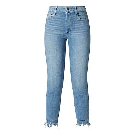 Hoxton Cropped Skinny Jeans, ${color}
