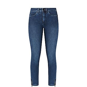 Secret Glamour Capri Jeans